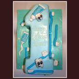 Number 1 with Tooth Theme Cake